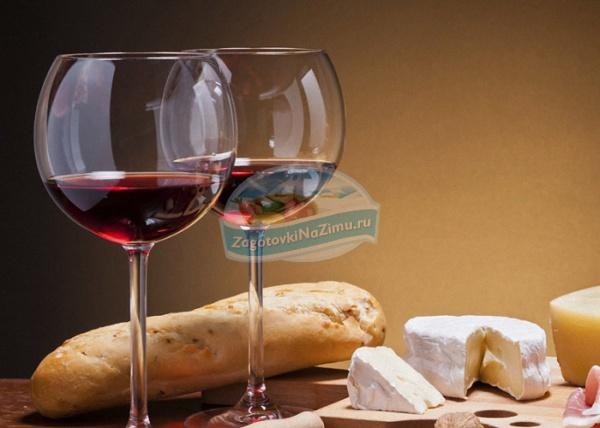 Красное вино в домашних условиях. Способы изготовления