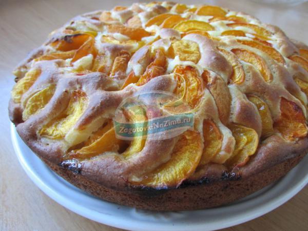 Пирог с на скорую руку рецепт с фото пошагово