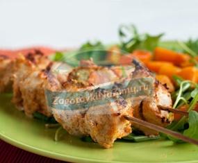 Как приготовить шашлык из курицы? Аппетитные идеи