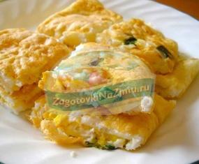Диетические блюда из яиц: варианты на любой вкус