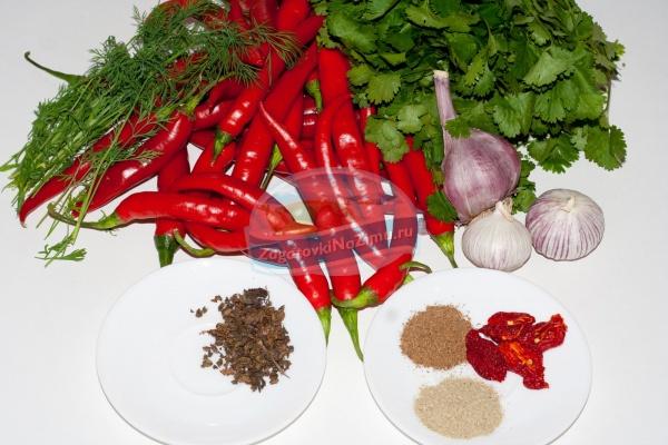 Аджика без варки на зиму: ТОП-10 рецептов.