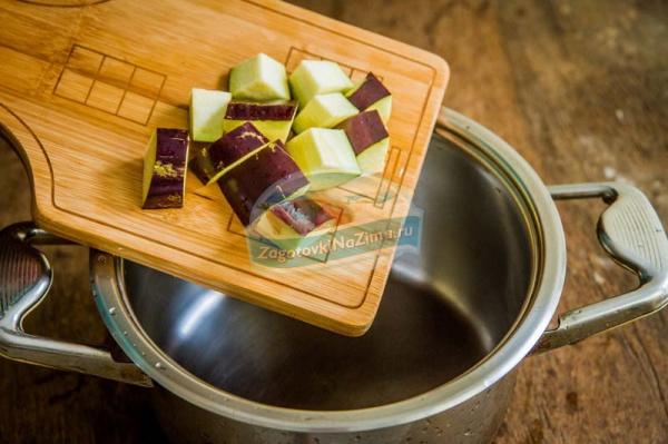 салат из с фасолью на зиму рецепт с фото