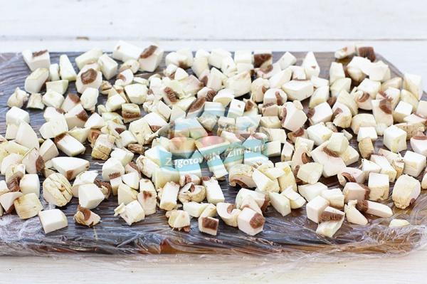 рецепт котлет для заморозки с фото