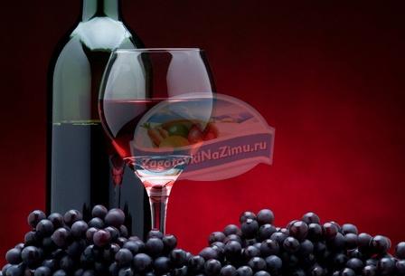 Вино в домашних условиях с добавлением воды 58