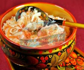 Соленая капуста на зиму. Лучшие рецепты с фото