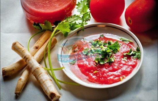 Хрен с помидорами на зиму: золотые рецепты с фото