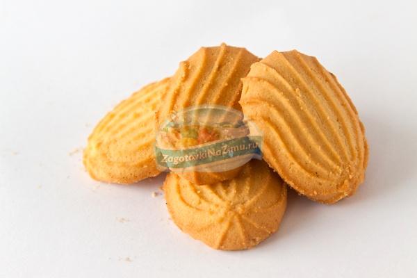 Печенье песочное домашнее: лучшие рецепты с фото
