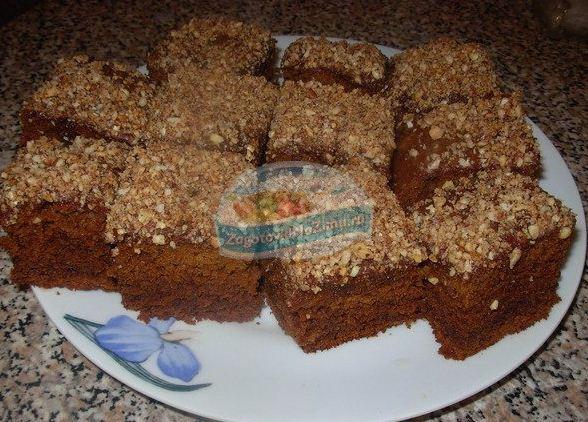 пирог из варенья рецепт с фото