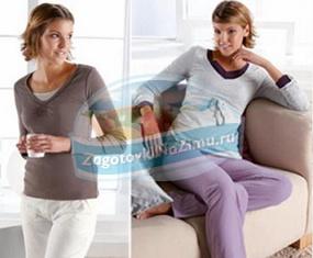 Стильная домашняя одежда для женщин. Правила и возможности выбора