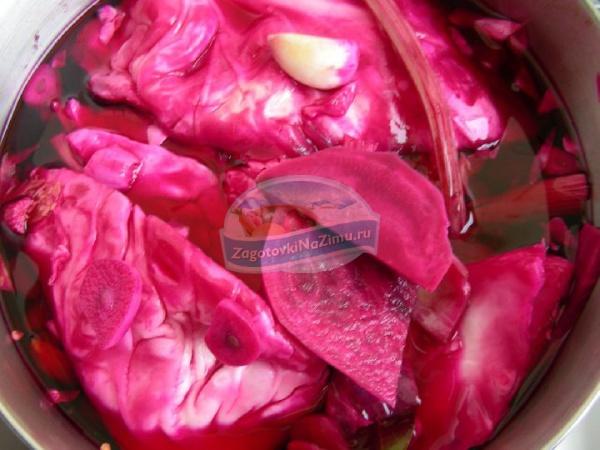 рецепты салатов с фото со свеклой