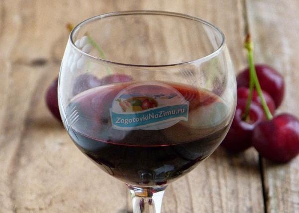 вишневый ликер в домашних условиях: как приготовить?