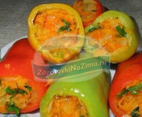 Капуста и перец. Отличные рецепты салатов на зиму