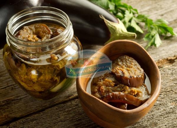 Вкуснейшие баклажаны на зиму: ТОП-10 рецептов на любой вкус!