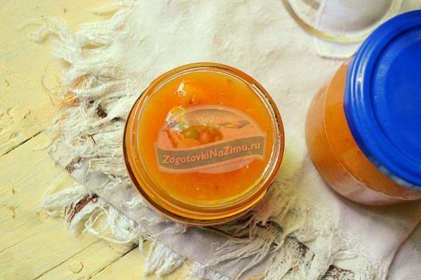 абрикосовый джем рецепт