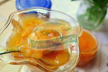 абрикосовой джем