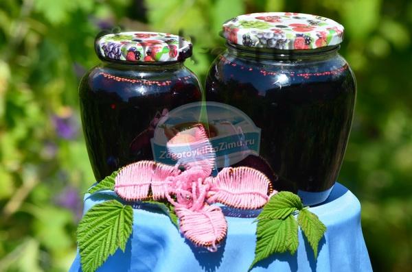 Вкусное варенье из шелковицы: рецепты для хозяюшек