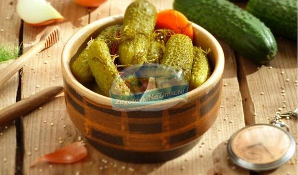 Огурцы с горчицей на зиму: проверенные рецепты с фото