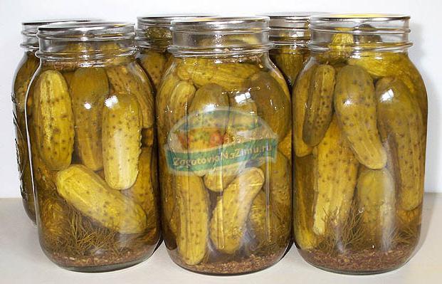 Рецепт огурцов консервированных самых вкусных на зиму. Просто и полезно.