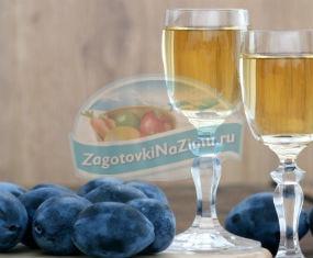 вино из сливы в домашних условиях: подробные рецепты с фото