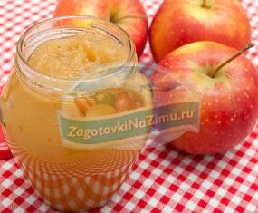 Пюре из яблок на зиму: как приготовить? Вкусно и быстро. Рецепты.