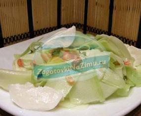 Самые вкусные диетические кабачки