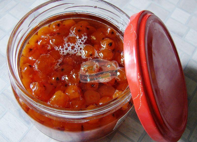 Варенье из рябины красной рецепт с фото