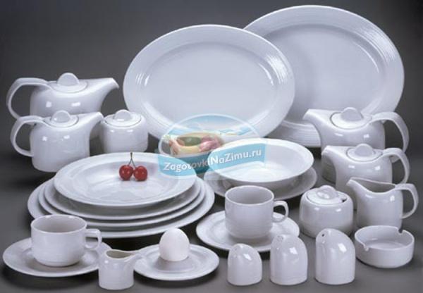 Материалы производства посуды - что выбрать?