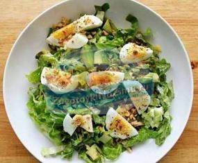 Быстрые салатики: лучшие из лучших