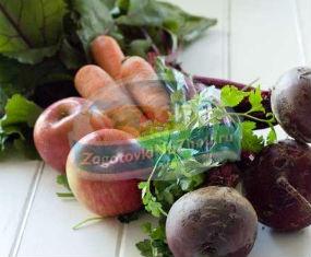 Морковь со свеклой на зиму: как приготовить заправку? Пошаговые рецепты с фото.