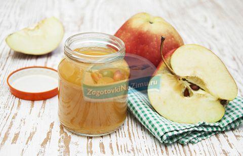 Пюре из яблок для детей на зиму. Как заготовить правильно?