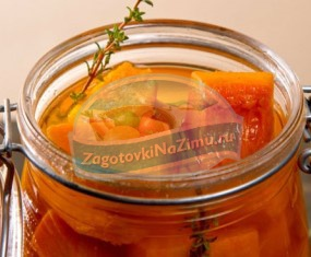 Тыква на зиму - заготовки: золотые рецепты с фото