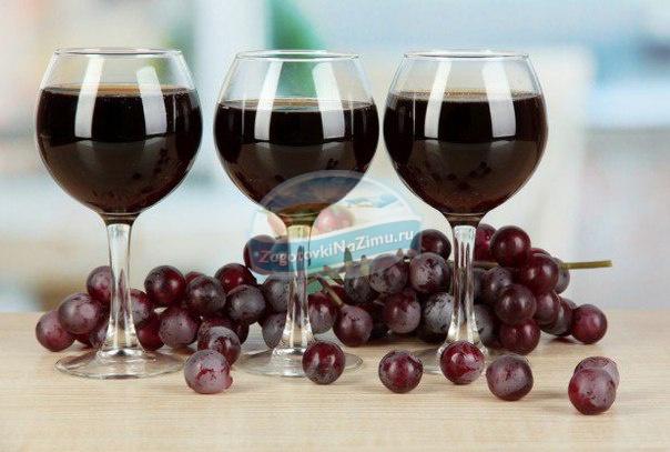 Как сделать домашнее вино из изабеллы